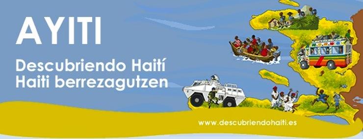 Descubriendo Haiti Ezagutzen
